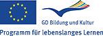 Logo Programm für lebenslanges Lernen